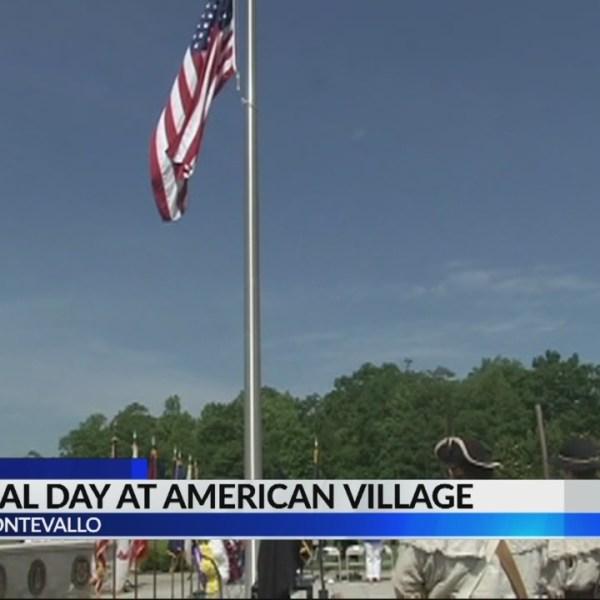 am village memorial day