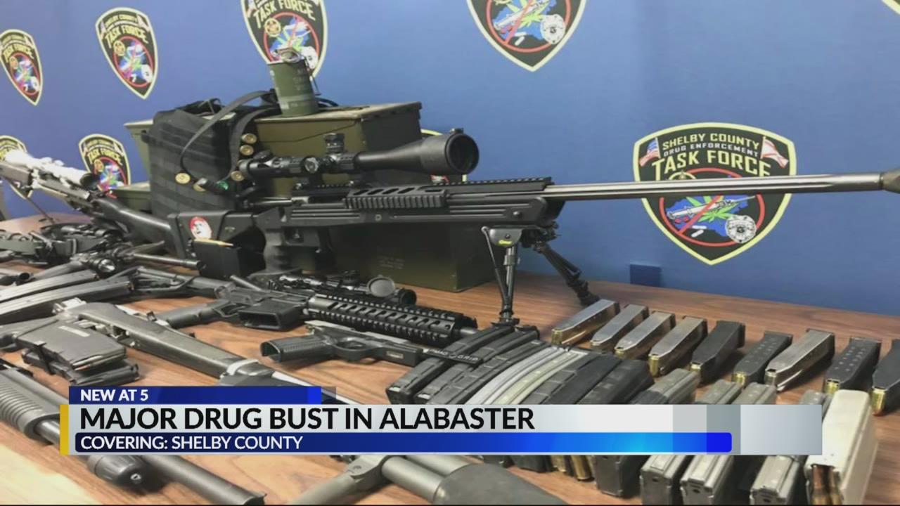 Shelby County Drug Enforcement Task Force seizes heroin