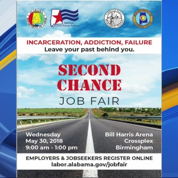 second chance fair noon