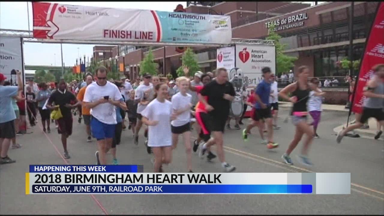 heart walk noon