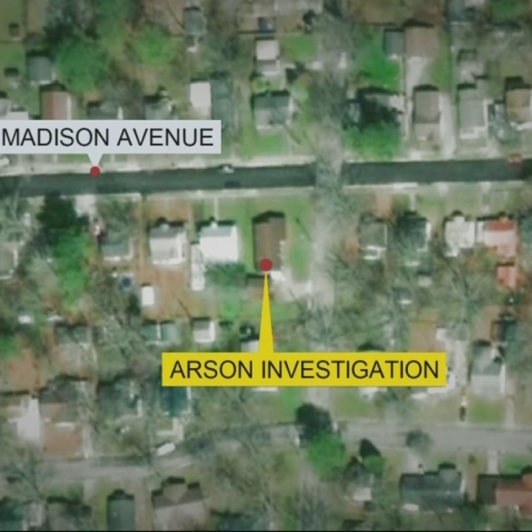 Arson, attempted murder investigation