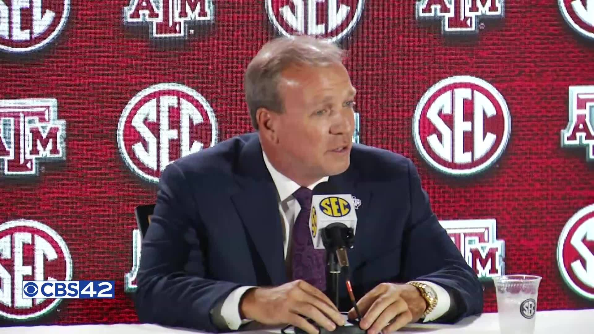 Jimbo Makes SEC Debut
