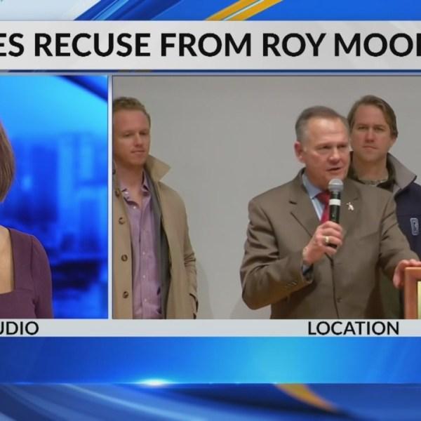 Judge Roy Moore Case