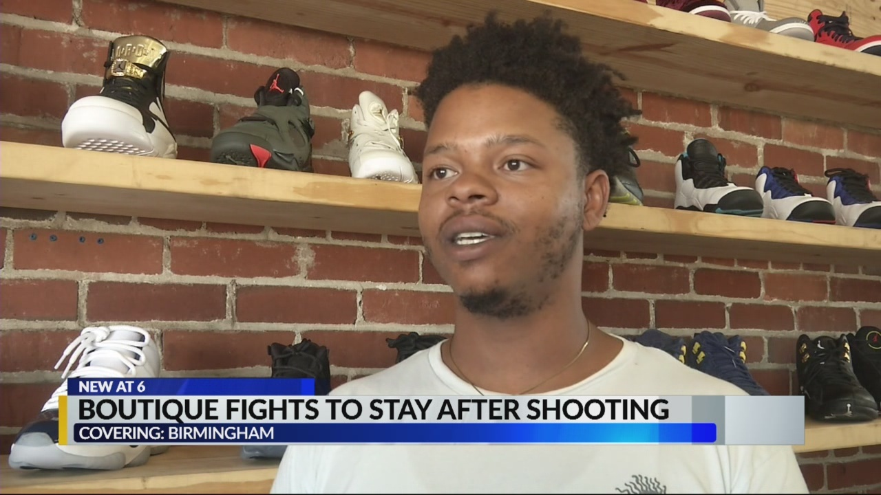 Boutique fights to stay - 6 p.m.