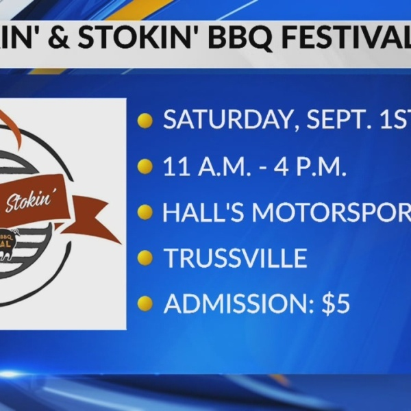 Smokin' and Stokin' BBQ Festival