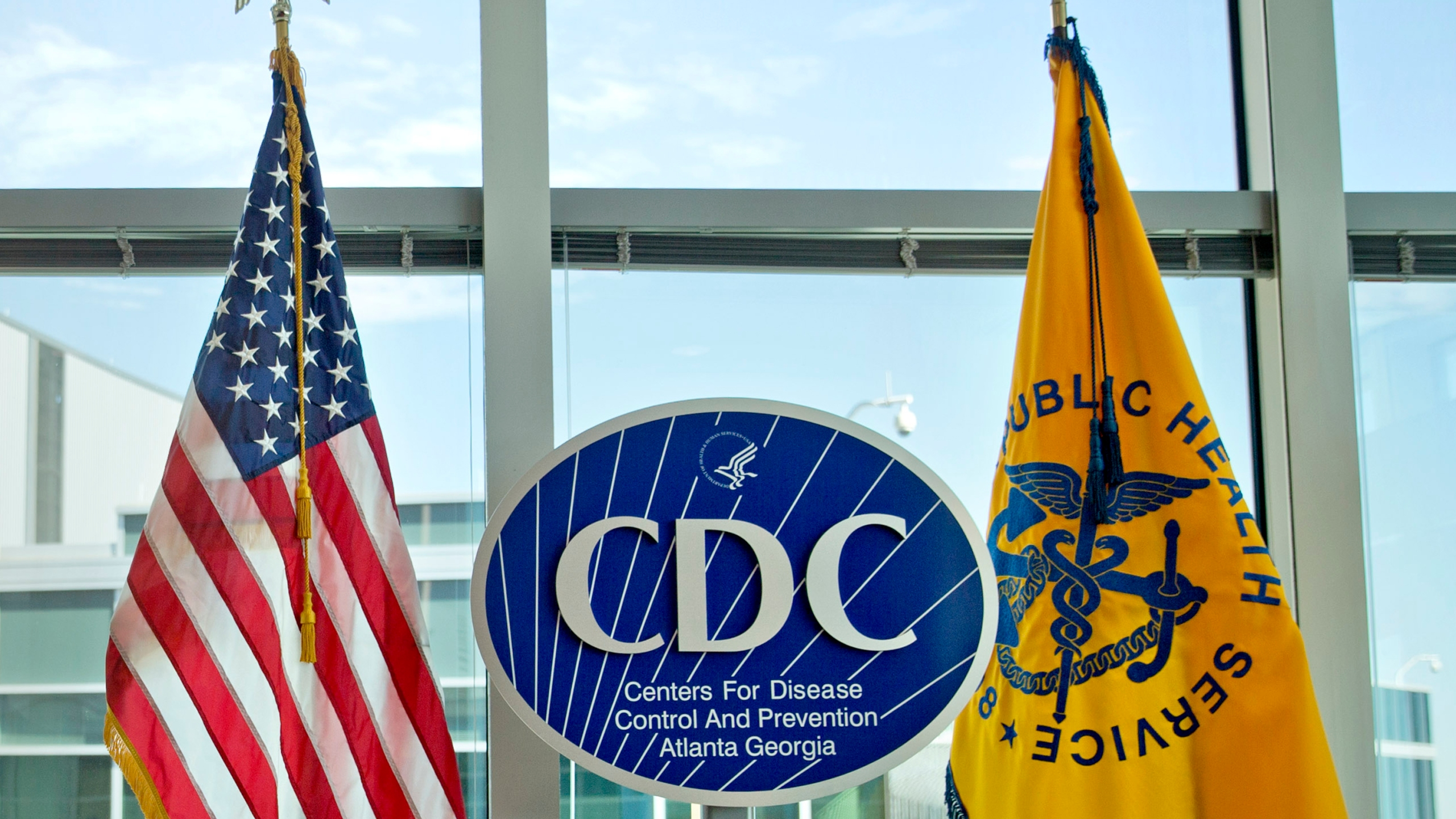 CDC releases report states death rates have increased in