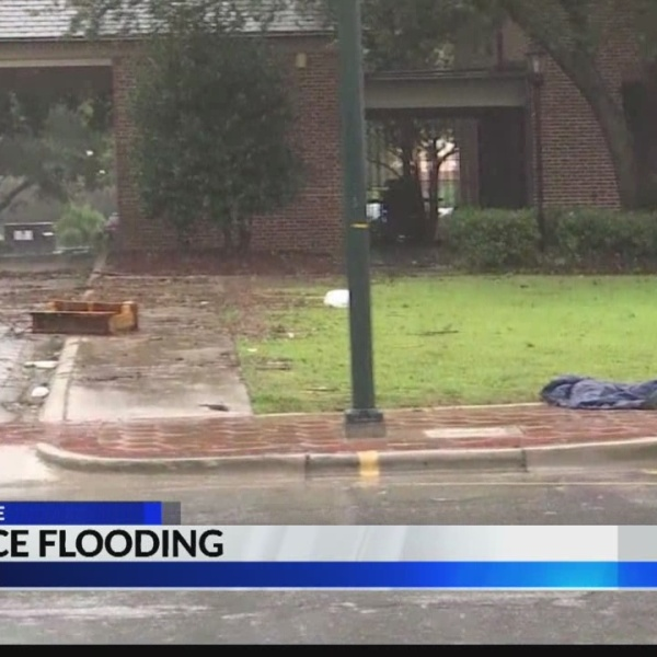 Florence flooding - New Bern, N.C.