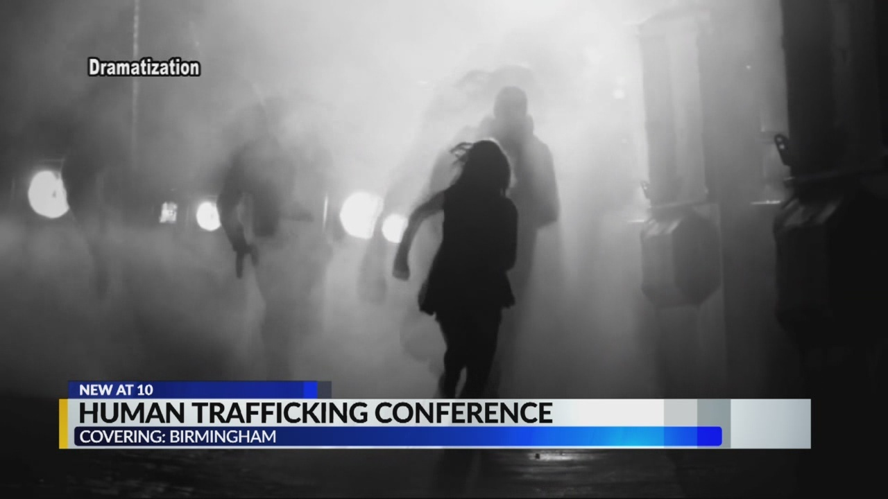 Human trafficking conference held in Birmingham