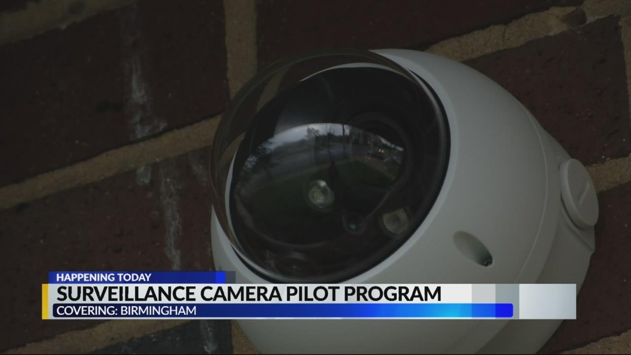 Neighborhood Surveillance Cameras