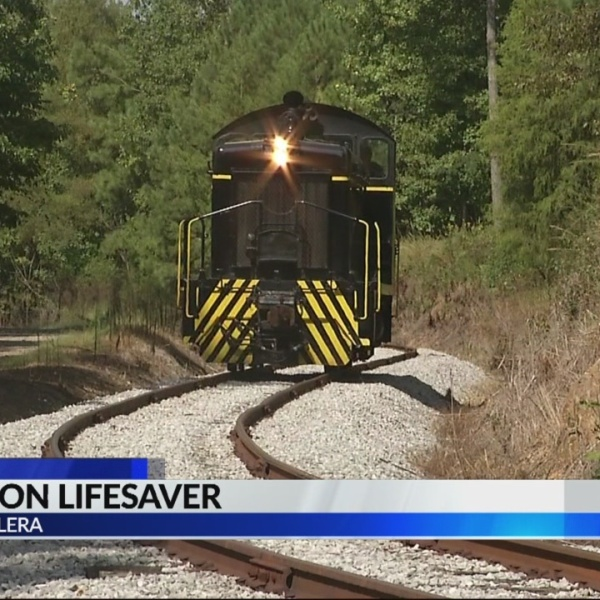Operation lifesaver rail safety week