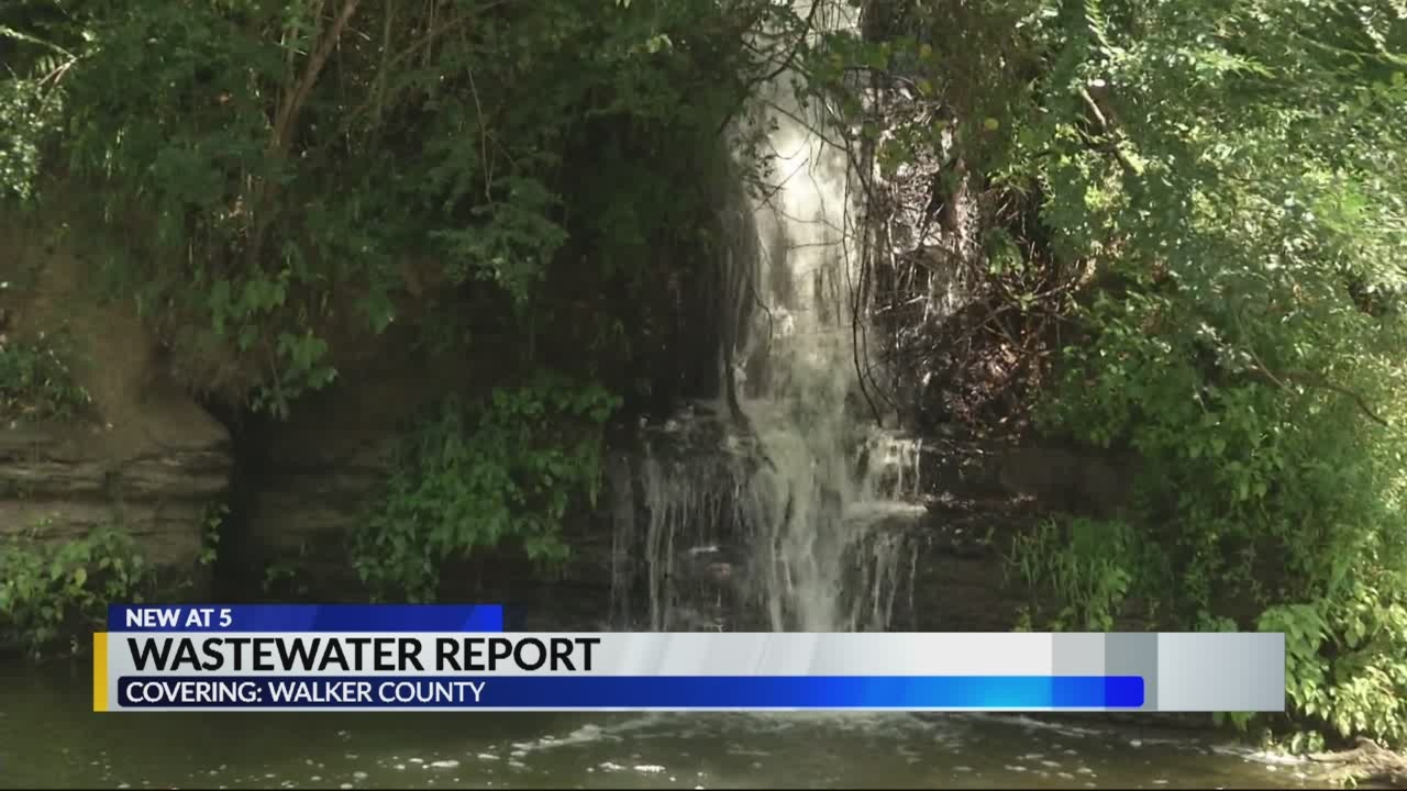 Residents concerned about bacteria in local river