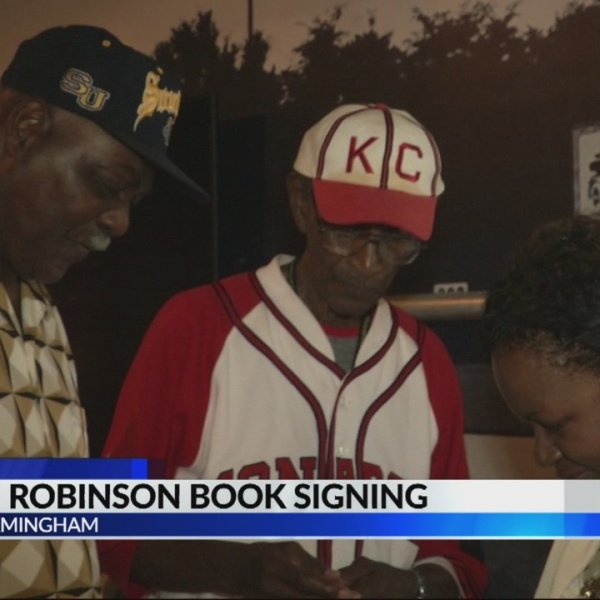 Sharon Robinson book signing