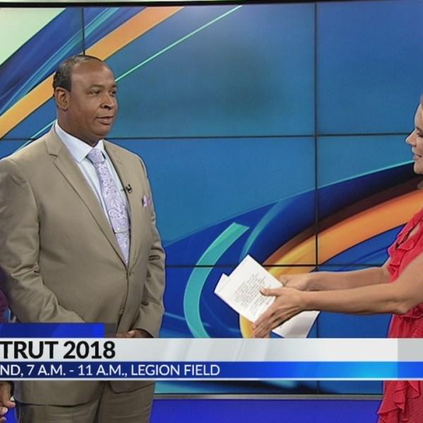 Sistah Strut 2018