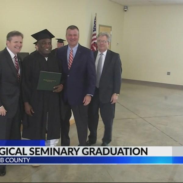 Theological seminary graduation
