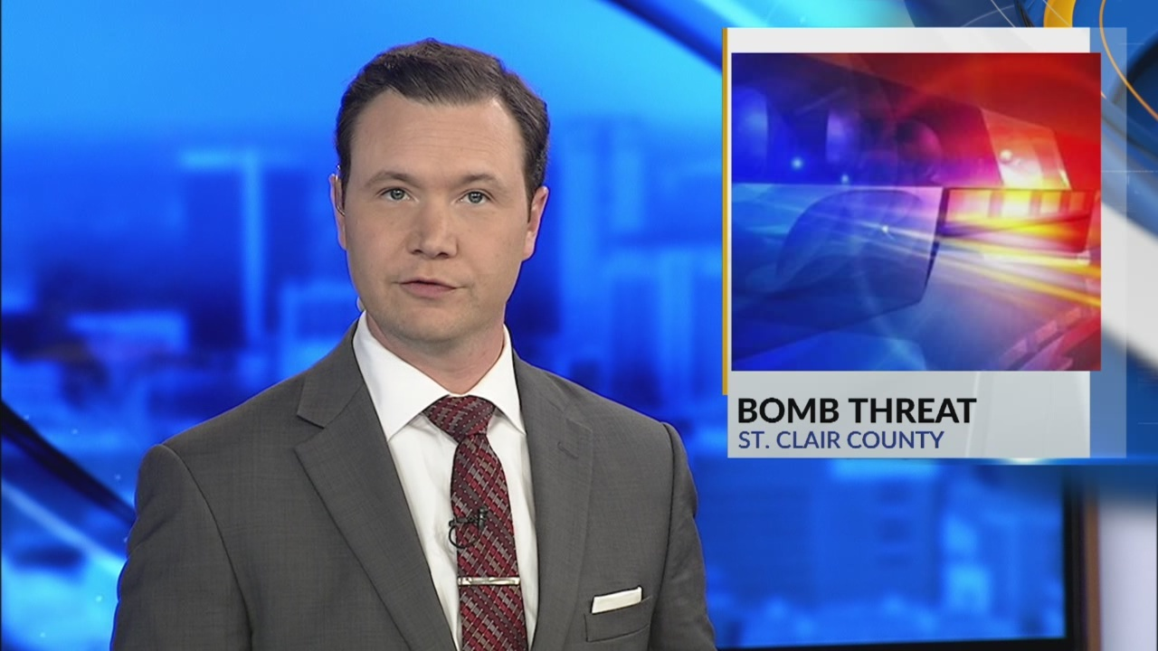 st. clair county bomb threat