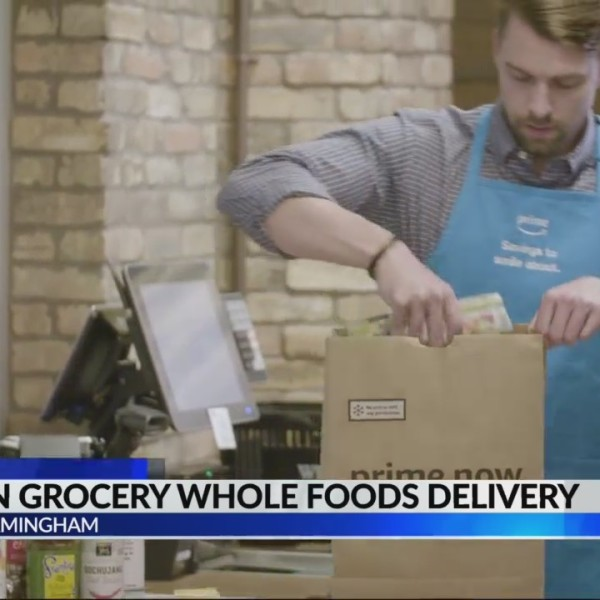 Amazon grocery Whole Foods delivery