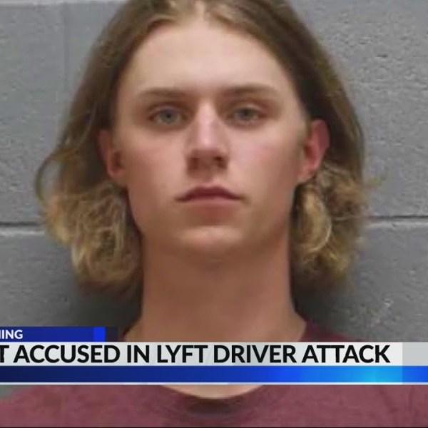 Auburn student assaults Lyft Driver