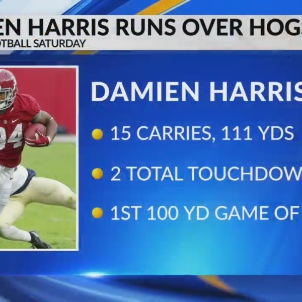 Best or Nothing: Damien Harris