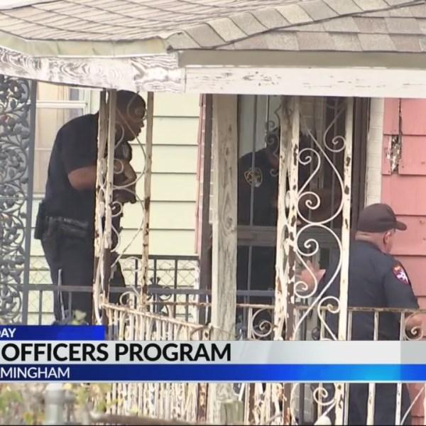 Birmingham's retired officers program looks to fill officer shortage