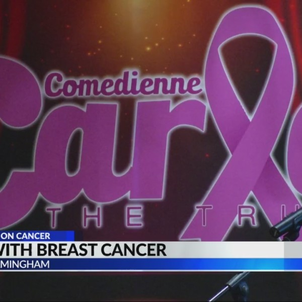 Breast Cancer Survivor Comedian