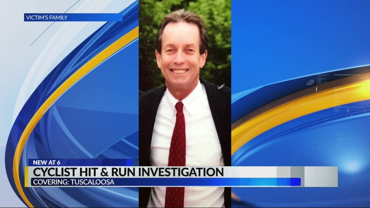 Cyclist hit & run investigation