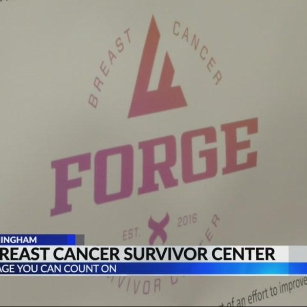 Forge Breast cancer survivor center