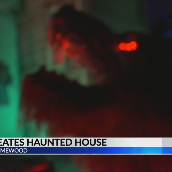 Haunted House for a cause