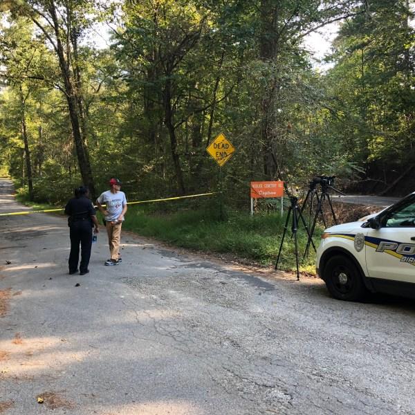 Body found near Hodges Cemetery