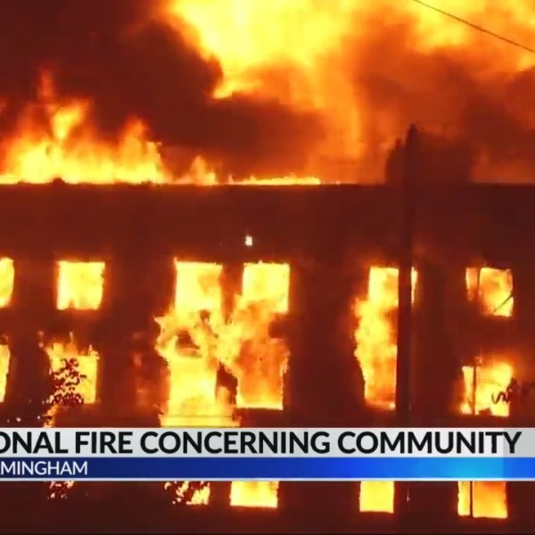 Intentional Fire Concerning Community