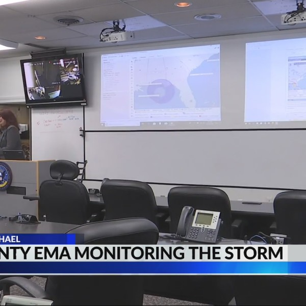Lee County preparing for Hurricane Michael impact