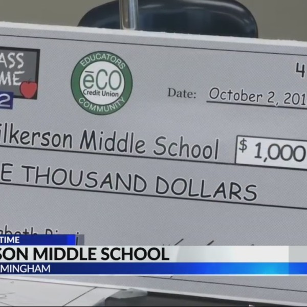 One Class: Wilkerson middle school