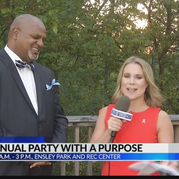 Party With A Purpose Interview