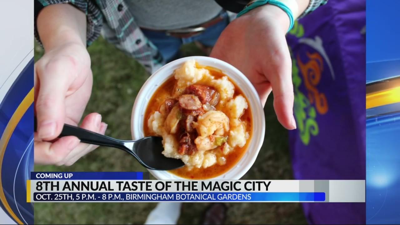 Taste of the Magic City