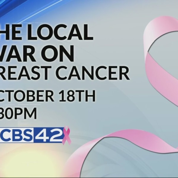 The Local War on Breast Cancer Tease