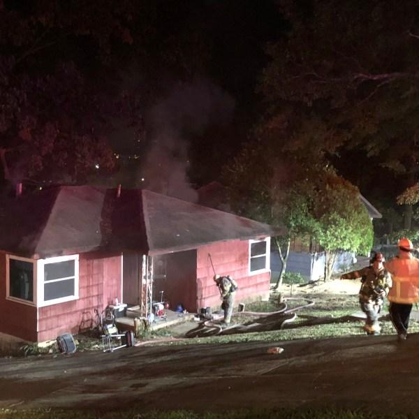 latest house fire