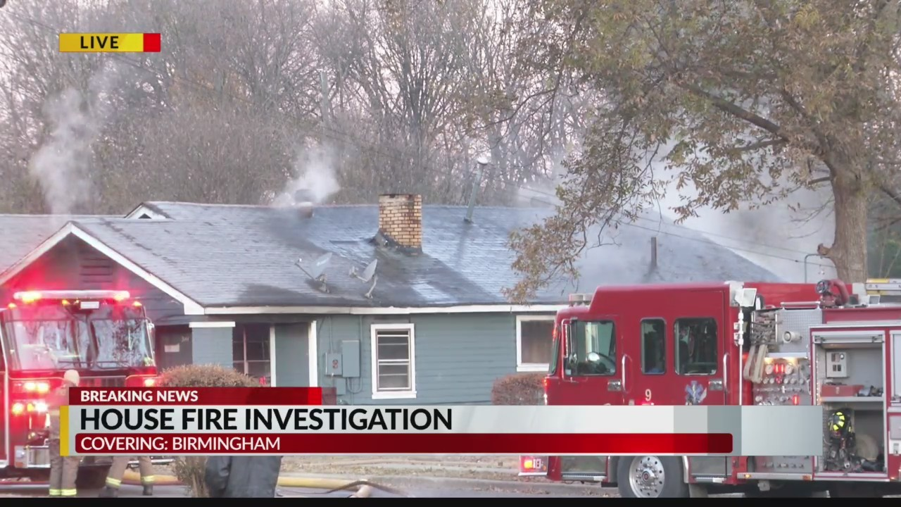 32nd Avenue North House Fire