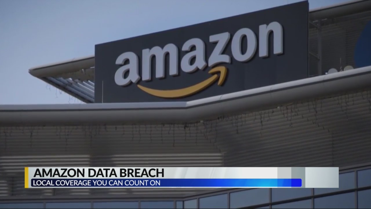 Amazon data breach