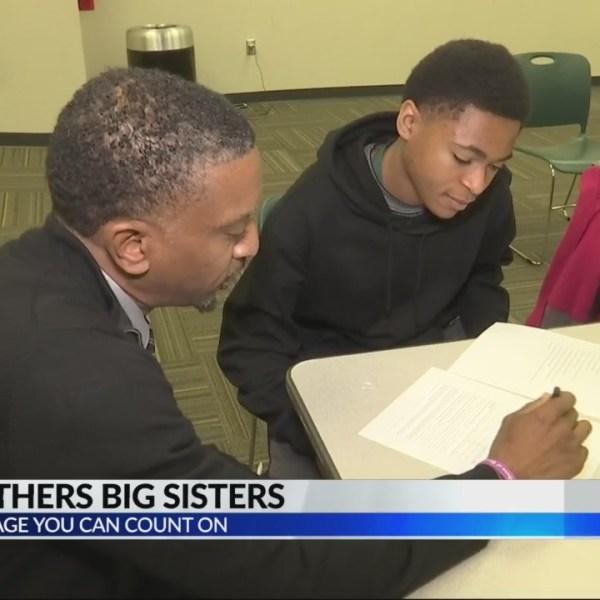 Big Brother Big Sisters: Nathaniel