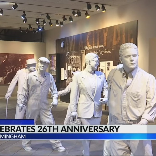 Birmingham Civil Rights Institute celebrates 26th anniversary
