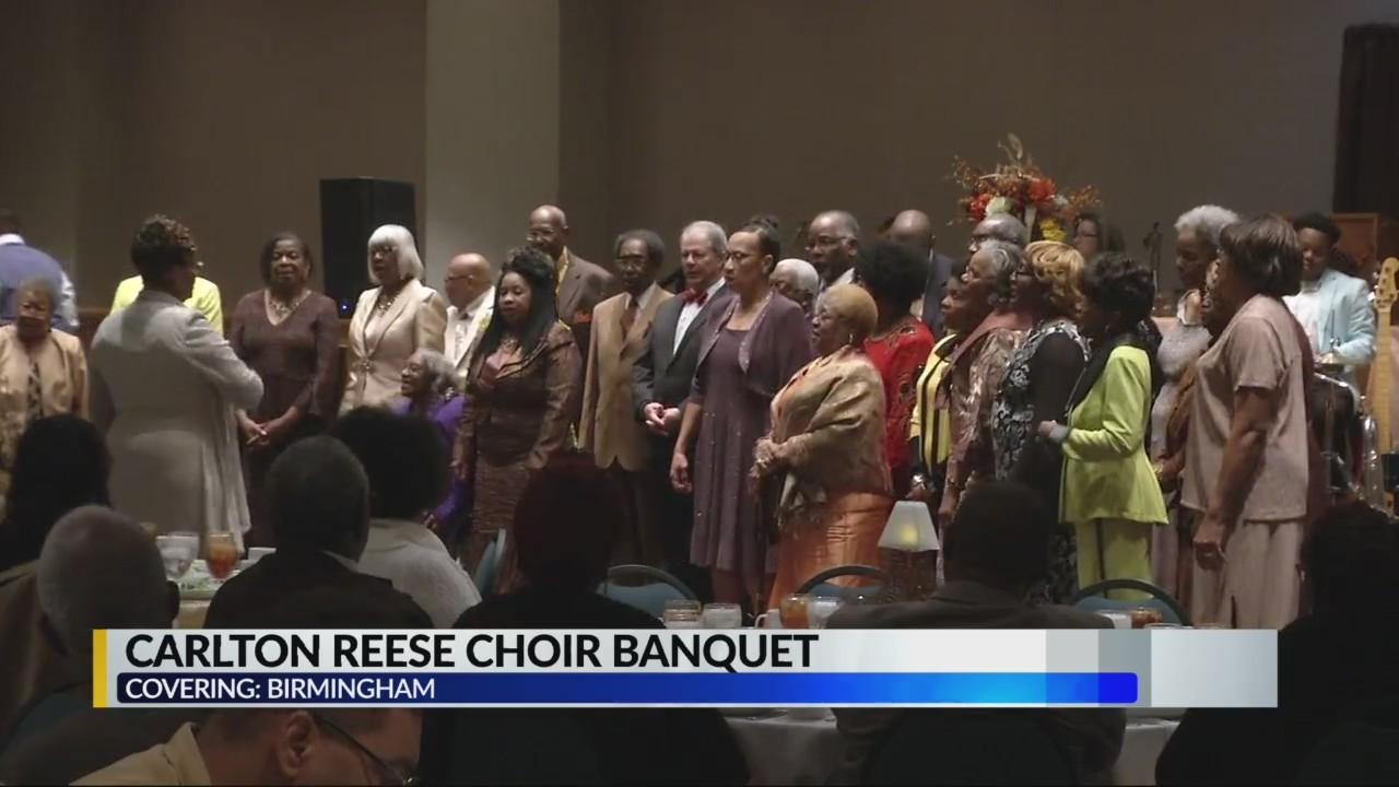 Carlton Reese Choir banquet