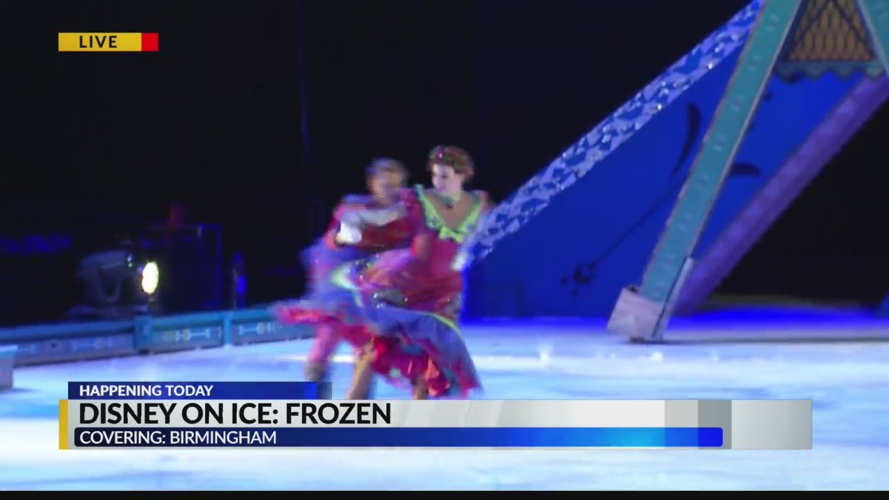 Disney on Ice: Frozen at the BJCC