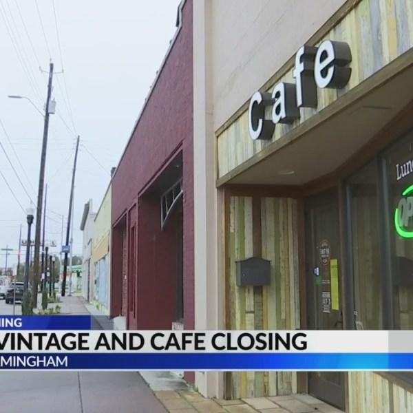East 59 Vintage & Cafe in Birmingham's East Lake neighborhood to close