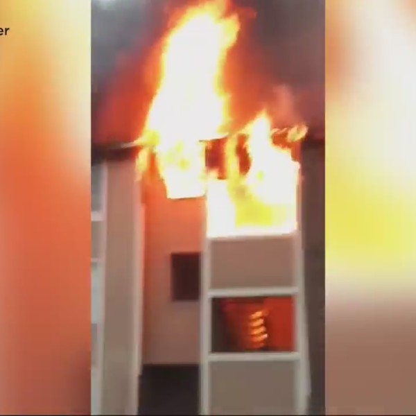 Families rescued in Dallas apartment fire