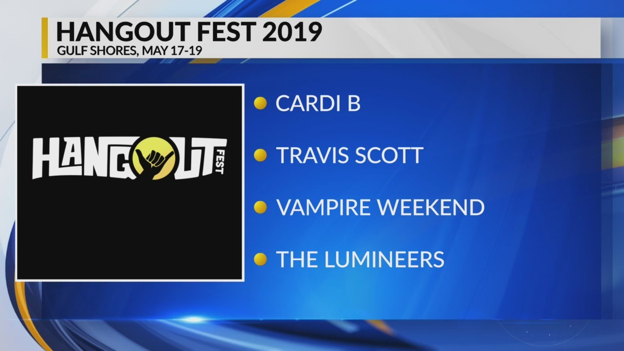 Hangout Fest 2019 lineup released