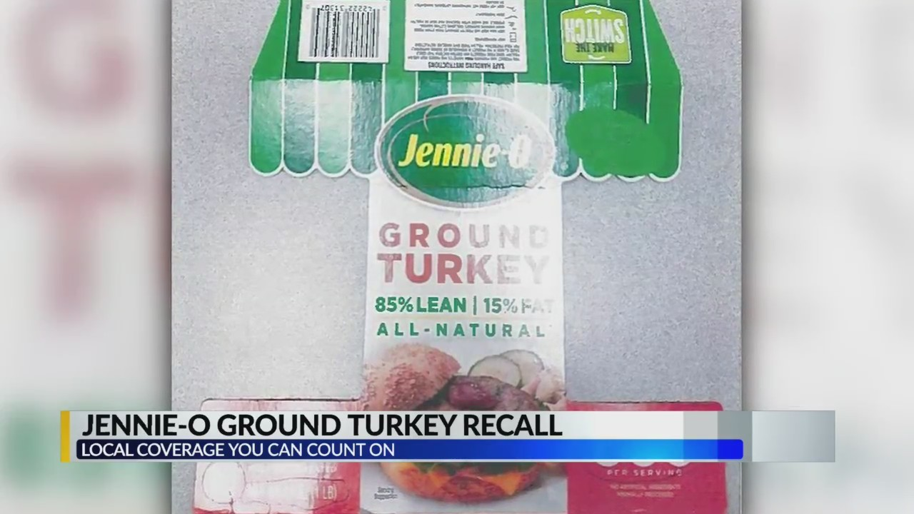 Jennie-O Ground Turkey Recall