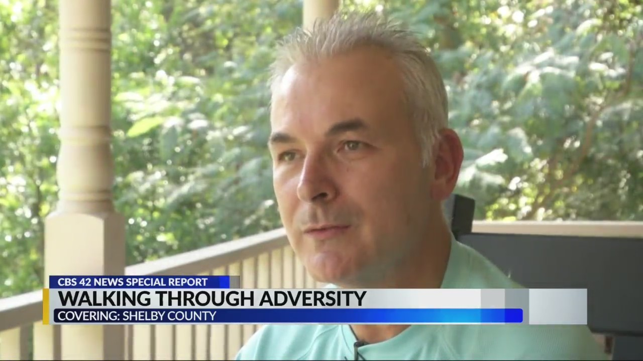 Mike Vest's recovery after harrowing brush with death
