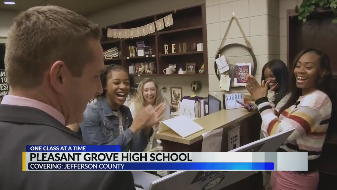 One Class at a Time: Pleasant Grove High School