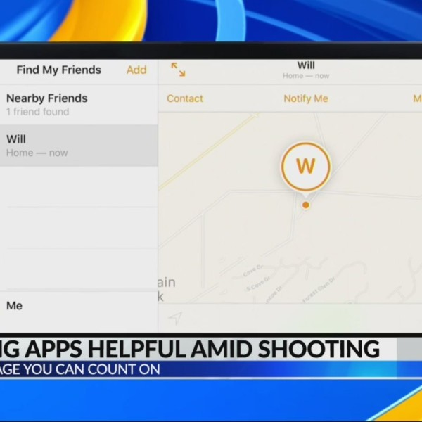 Parents use tracking apps to find children after bar shooting