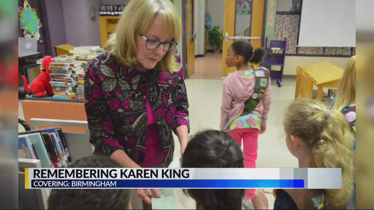 Remembering Karen King