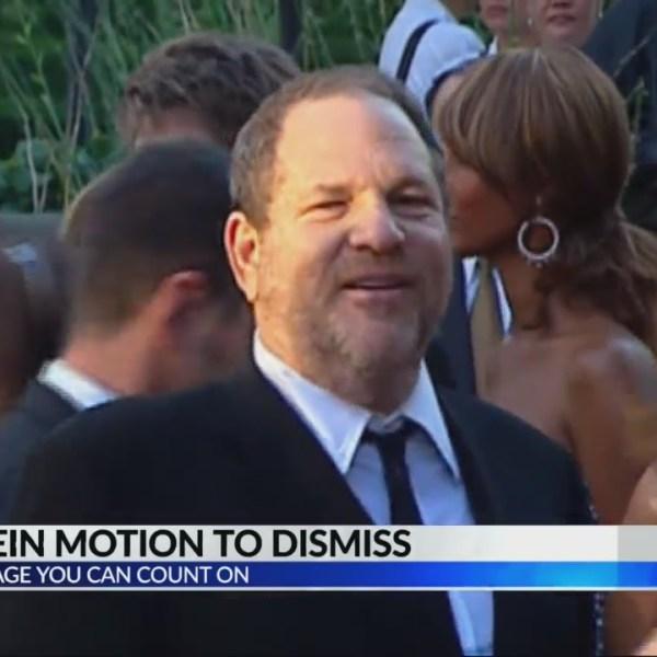 Update on Harvey Weinstein